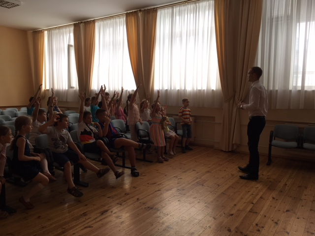Средняя школа №19 г. Минск